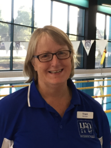 Trish's Swimming Instructor Journey