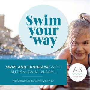 Swim Your Way Fundraiser