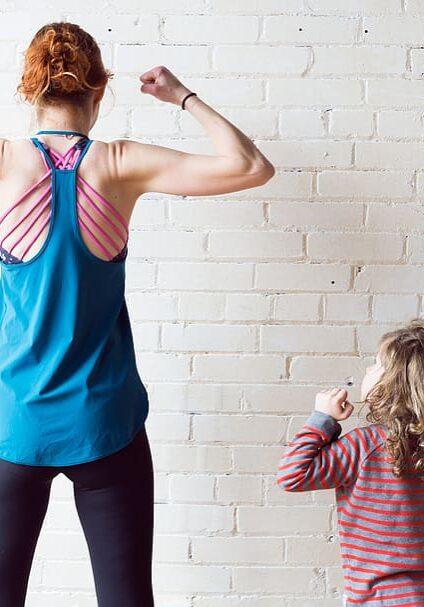 fitness-women-yoga-children